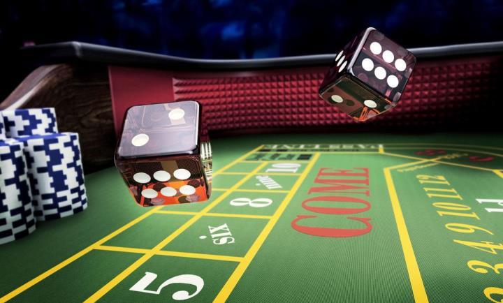 Craps Casino Game